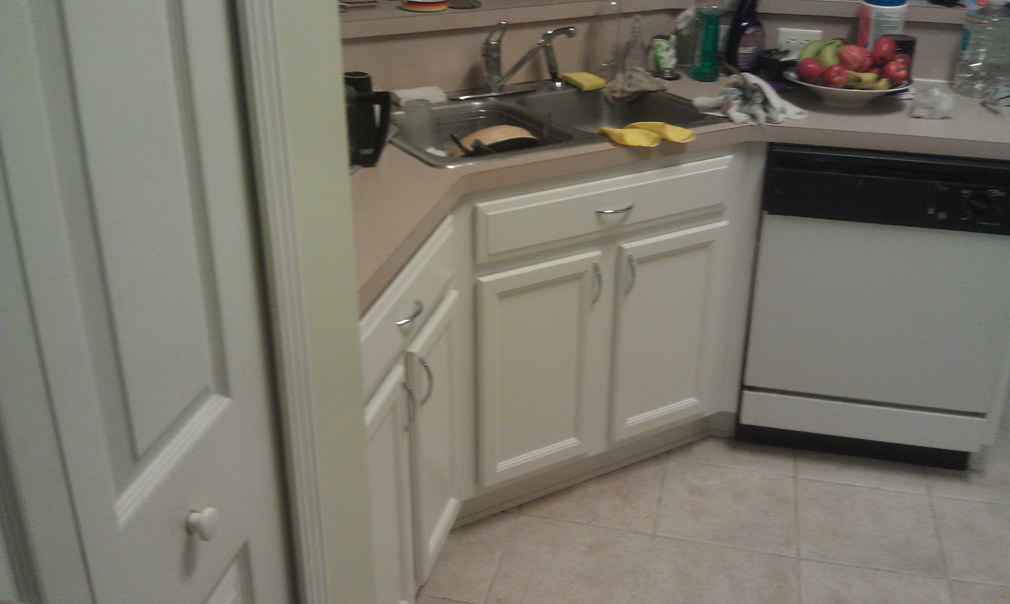 custom painted kitchen cabinets completed project custom painted kitchen cabinets in 14385