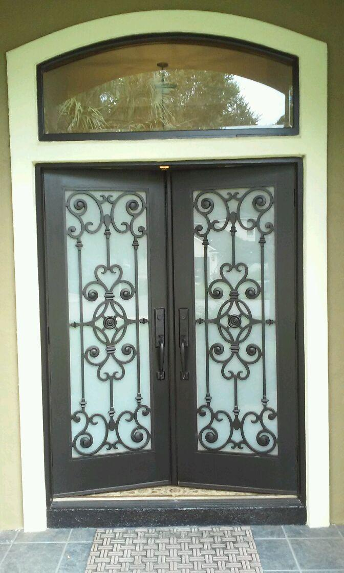 Exterior door finish rustic exterior doors in walnut for Masonite belleville door price