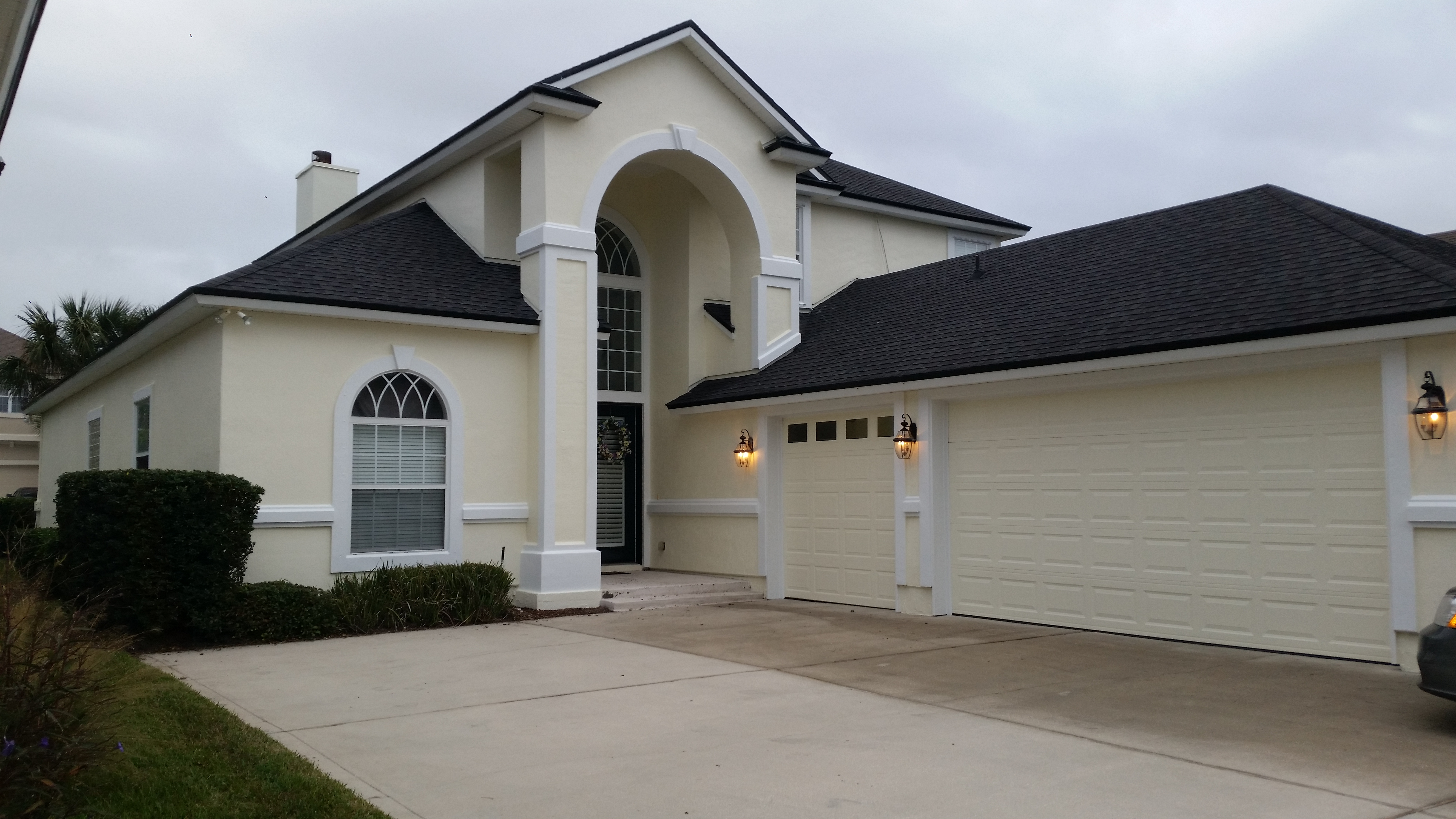 Exterior painting in ponte vedra beach for Exterior house painting jacksonville fl