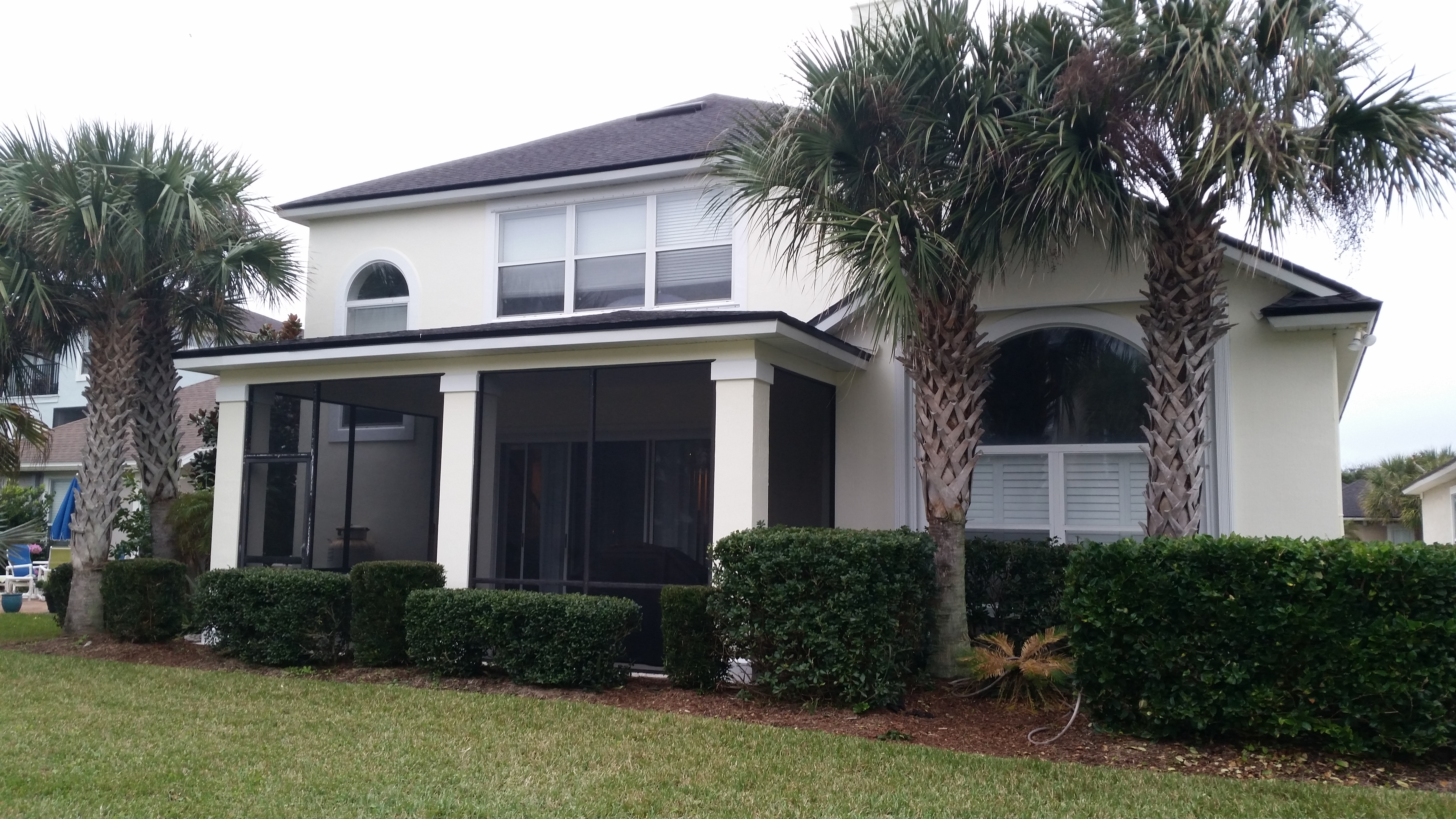 Exterior Painting In Ponte Vedra Beach