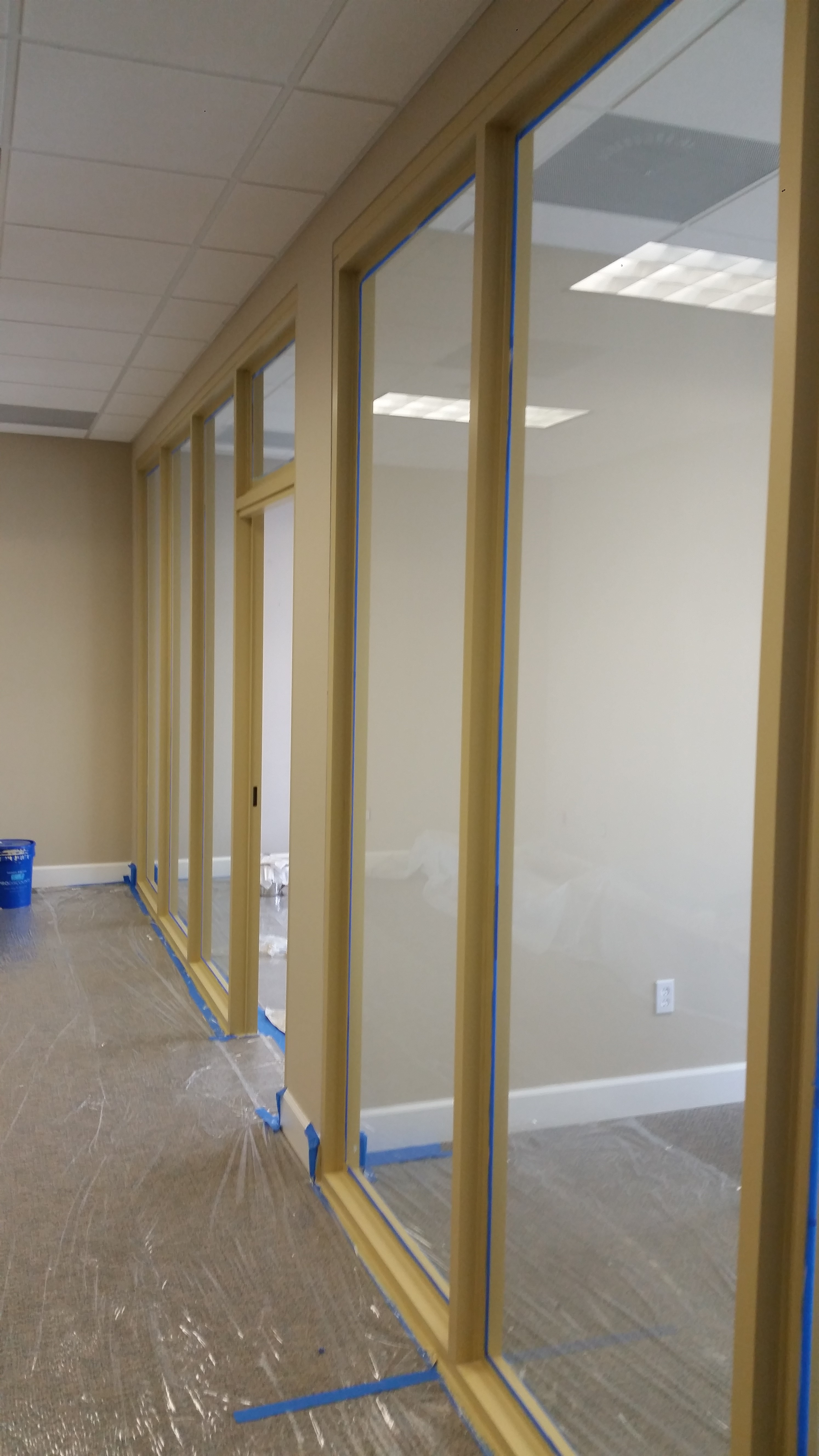 Interior specialty painting at the metropolitan at - Interior painting jacksonville fl ...