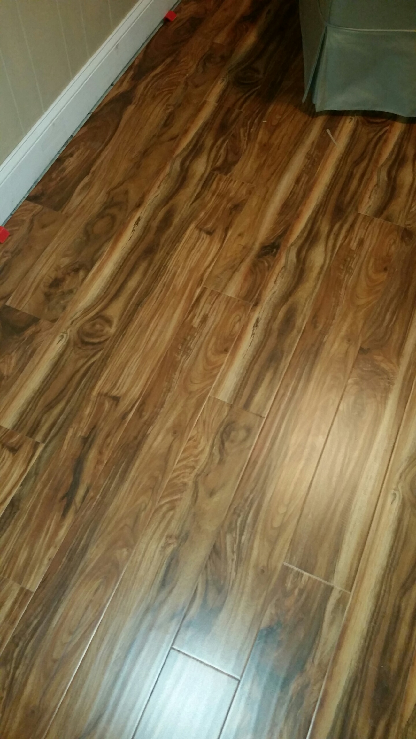 Laminate Flooring Installation Off Normandy Blvd In West