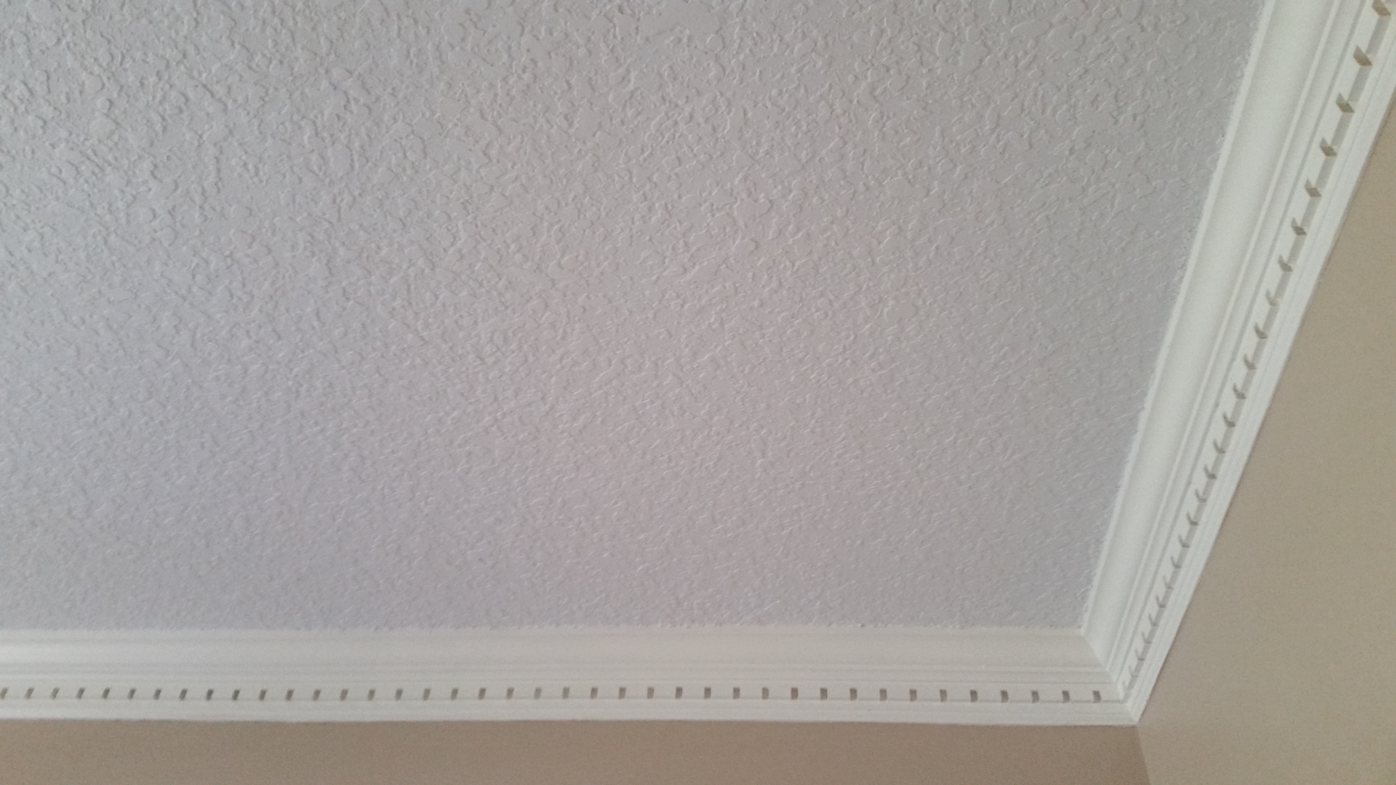 Knockdown Textured Ceiling Ceiling Knockdown Conversion