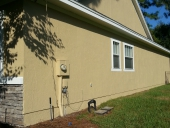 Waterproofing Paint Job by Jacksonville Painting Contractor