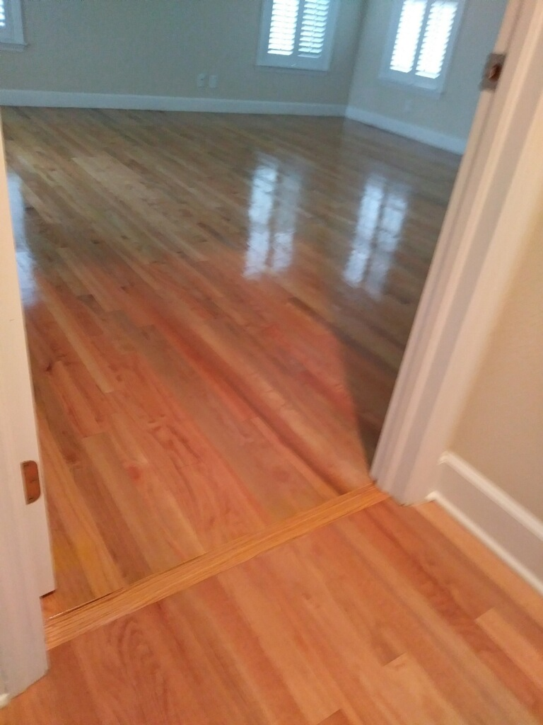 Wood Floor Refinish In Jacksonville Beach