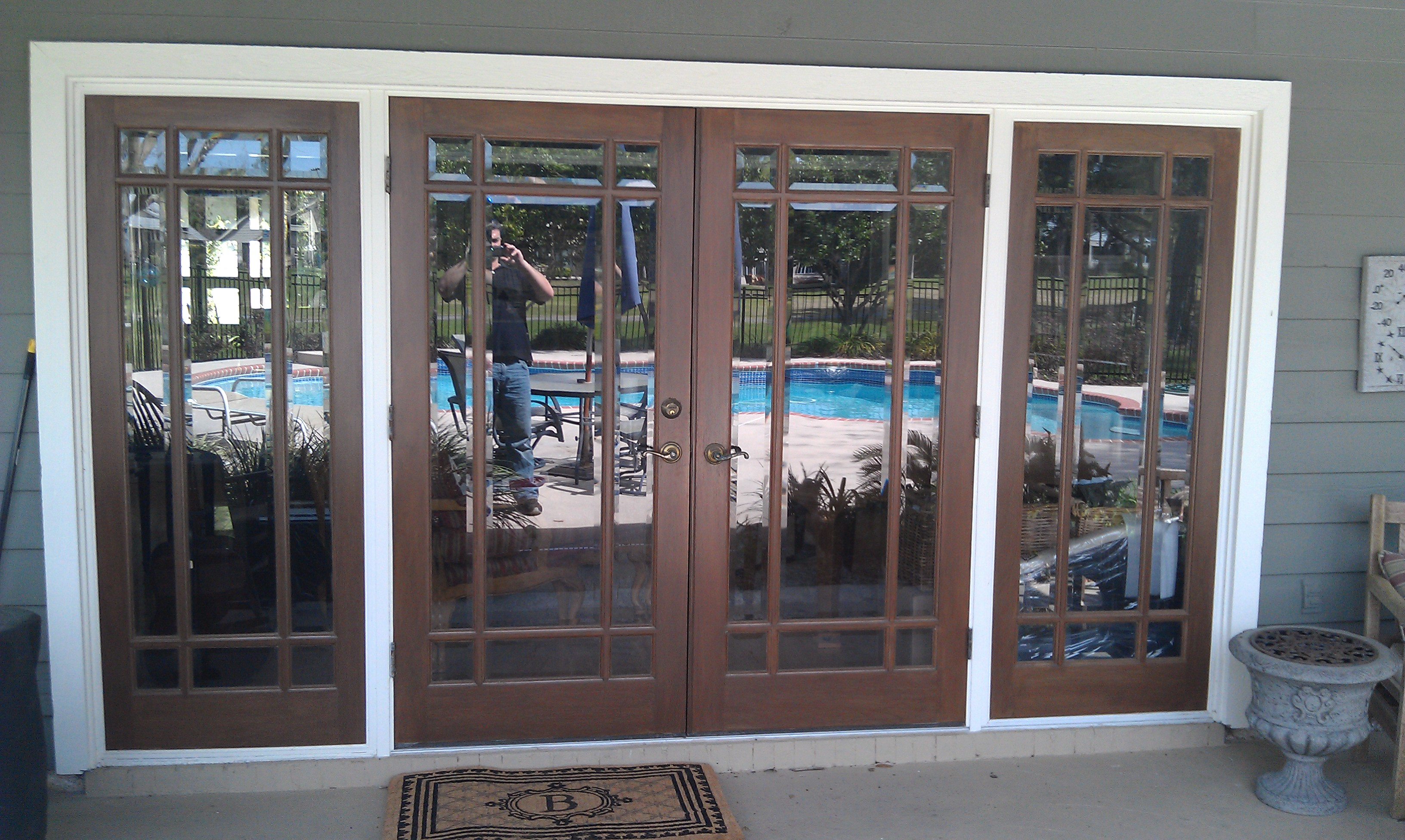 Door Replacement Job, Jacksonville