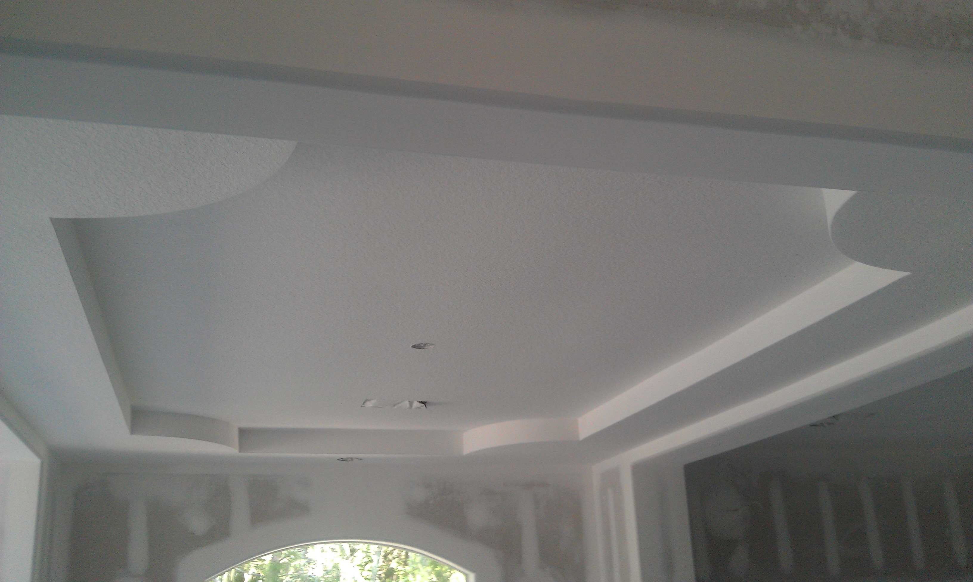 Ceiling contractor in Jacksonville Drywall and Popcorn Removal