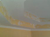 Orange Park Ceiling Project