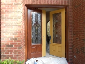 Glen Kernan doors before