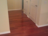Laminate Flooring Project in Southside Home