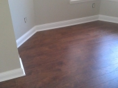 Mandarin Laminate Flooring Project