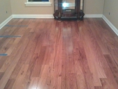 Jacksonville Home Laminate Flooring Project