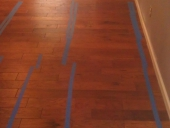 Mandarin Laminate Flooring Installation