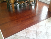 Southside Jacksonville Laminate Flooring Job