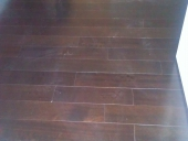 Residential Laminate Flooring Project in Jacksonville