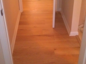 Beach Laminate Flooring Install