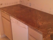 Travertine Flooring Project in Southside, Jacksonville