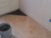 Mandarin Home Tile Flooring Job
