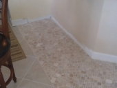 Mandarin Tile Flooring Project