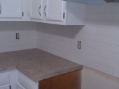 San Pablo Home Kitchen Tile Flooring