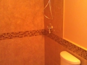 Bathroom Tile Flooring Job for Jacksonville Home