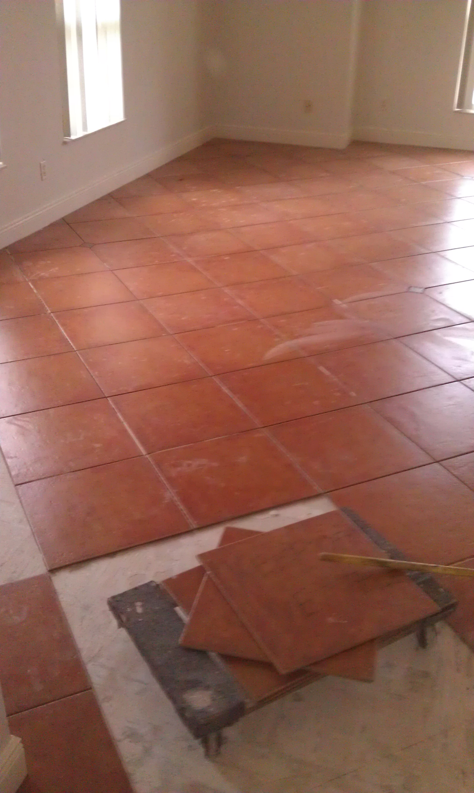 Jacksonville tile flooring specialist for home renovations for Tile floor installation
