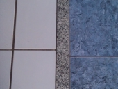 Tile Flooring Job in Jacksonville Beach