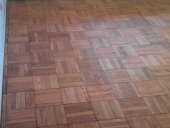 Wood Flooring Job in Jacksonville Home