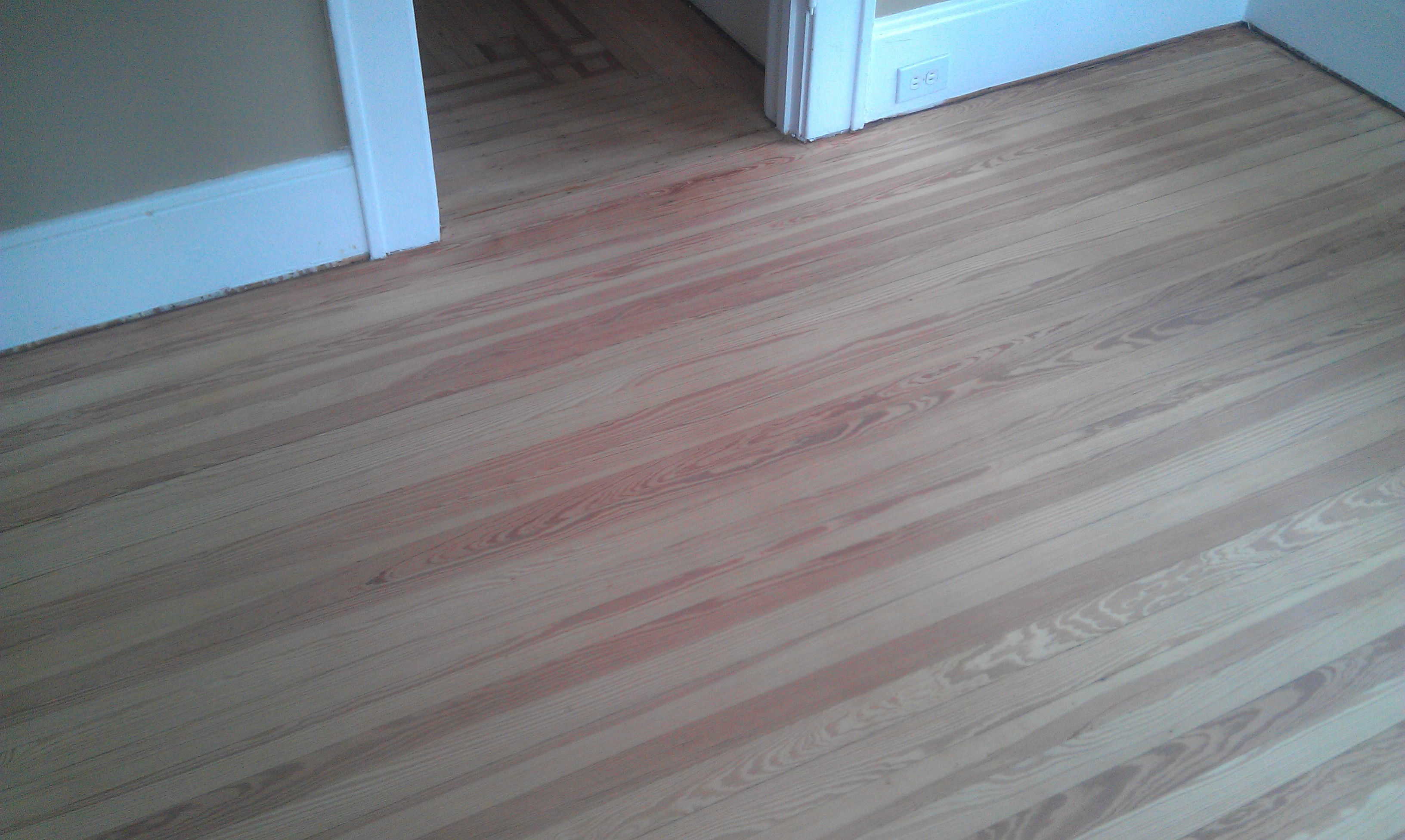 Riverside Jacksonville Wood Flooring Refinish