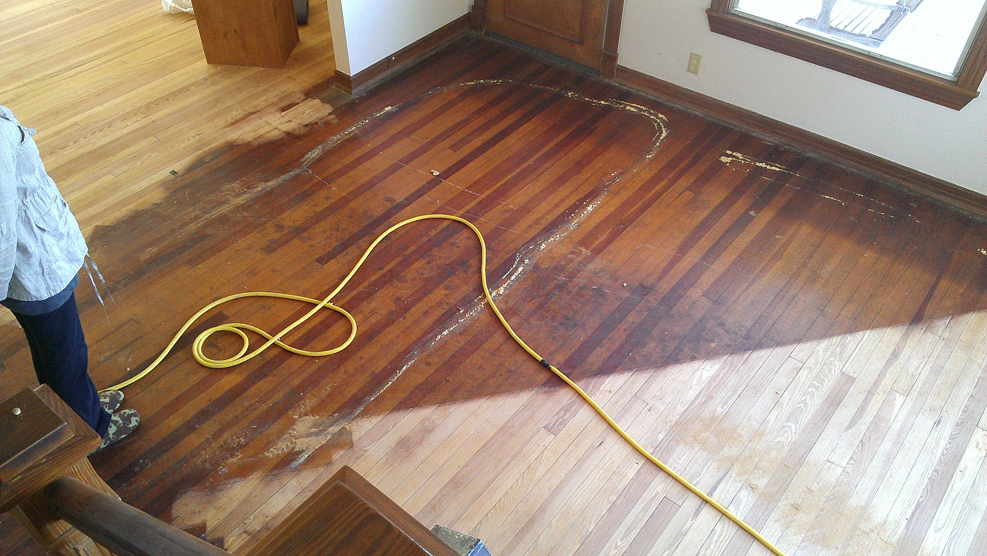 Wood flooring contractor in jacksonville for Residential wood flooring