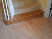 Julington Creek Wood Flooring Job