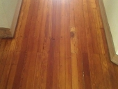 Wood Flooring Restoration Job in Arlington, Jacksonville