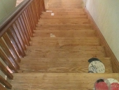 Jacksonville Wood Flooring Project