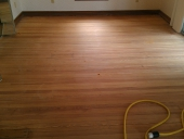 Wood Flooring Job in Jacksonville