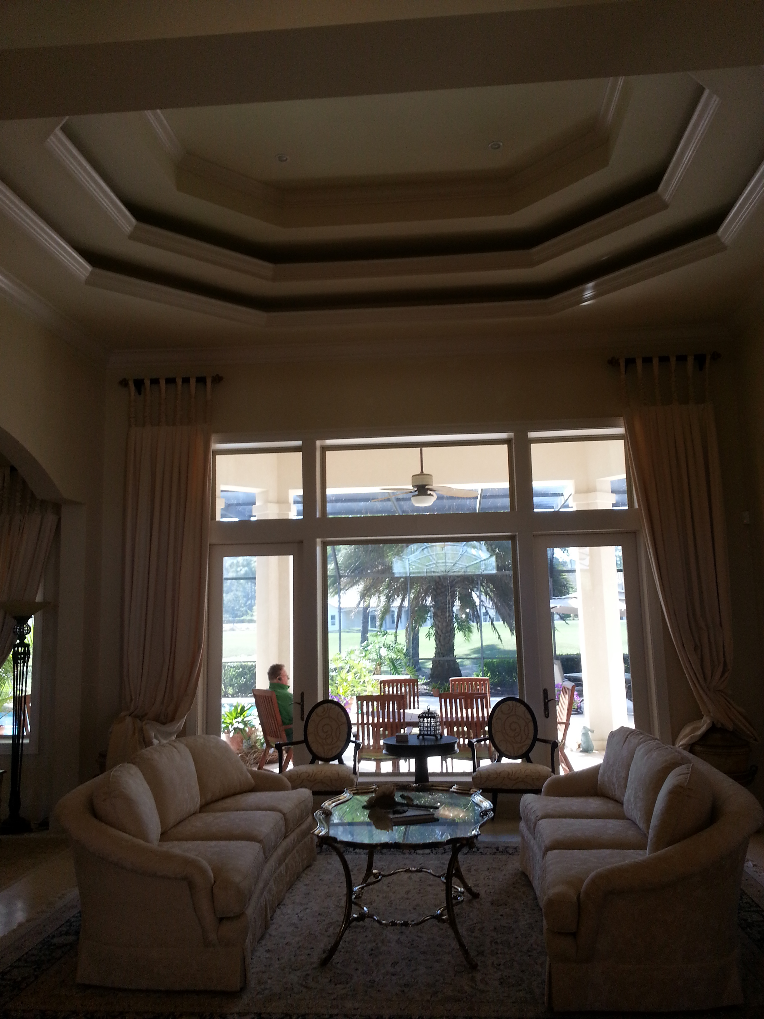 Interior painting contractor in ponte vedra completes for Interior contractors