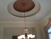 Interior Painting Contractor In Ponte Vedra Completes Custom Paint Job