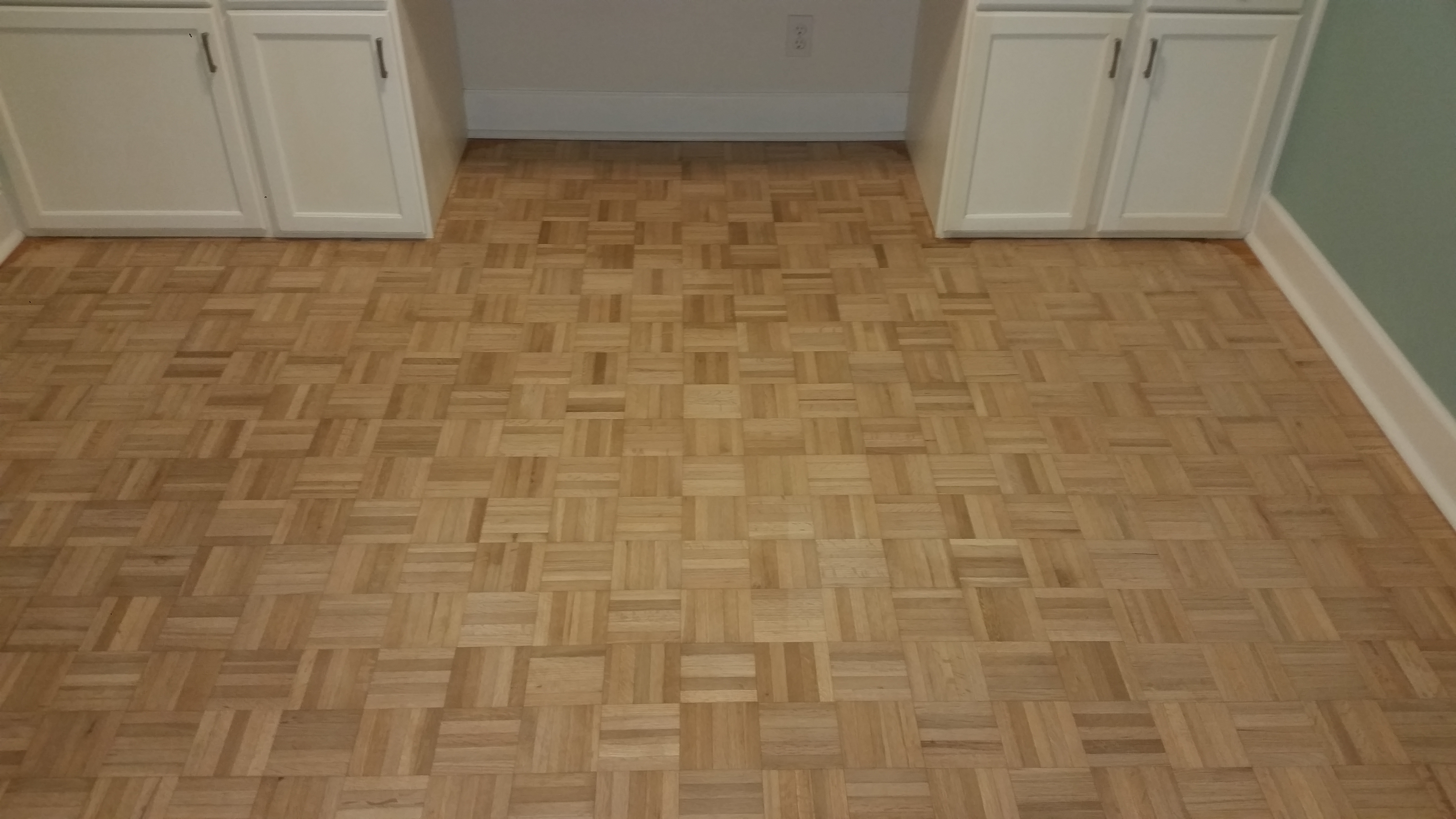Wood floor refinishing after sanding dailygadgetfo Images