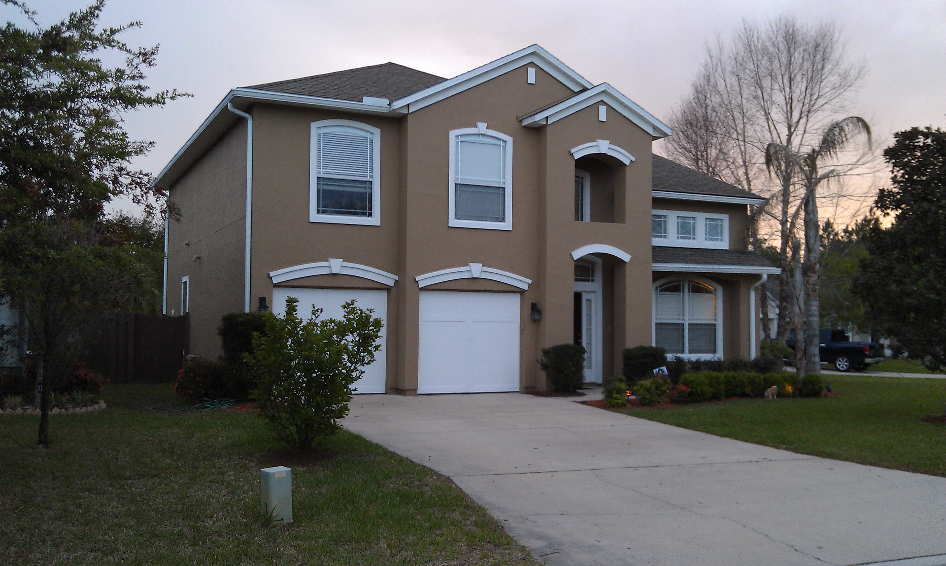Exterior painting contractor for jacksonville home projects - Exterior waterproofing paint plan ...