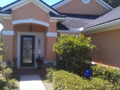 Jacksonville Home, Exterior Painting