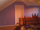 Interior Painting Job in Deerwood, Jacksonville