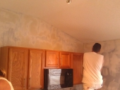 Residential Interior Painting Job