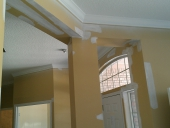 Eagle Harbor, Orange Park Interior Painting Job