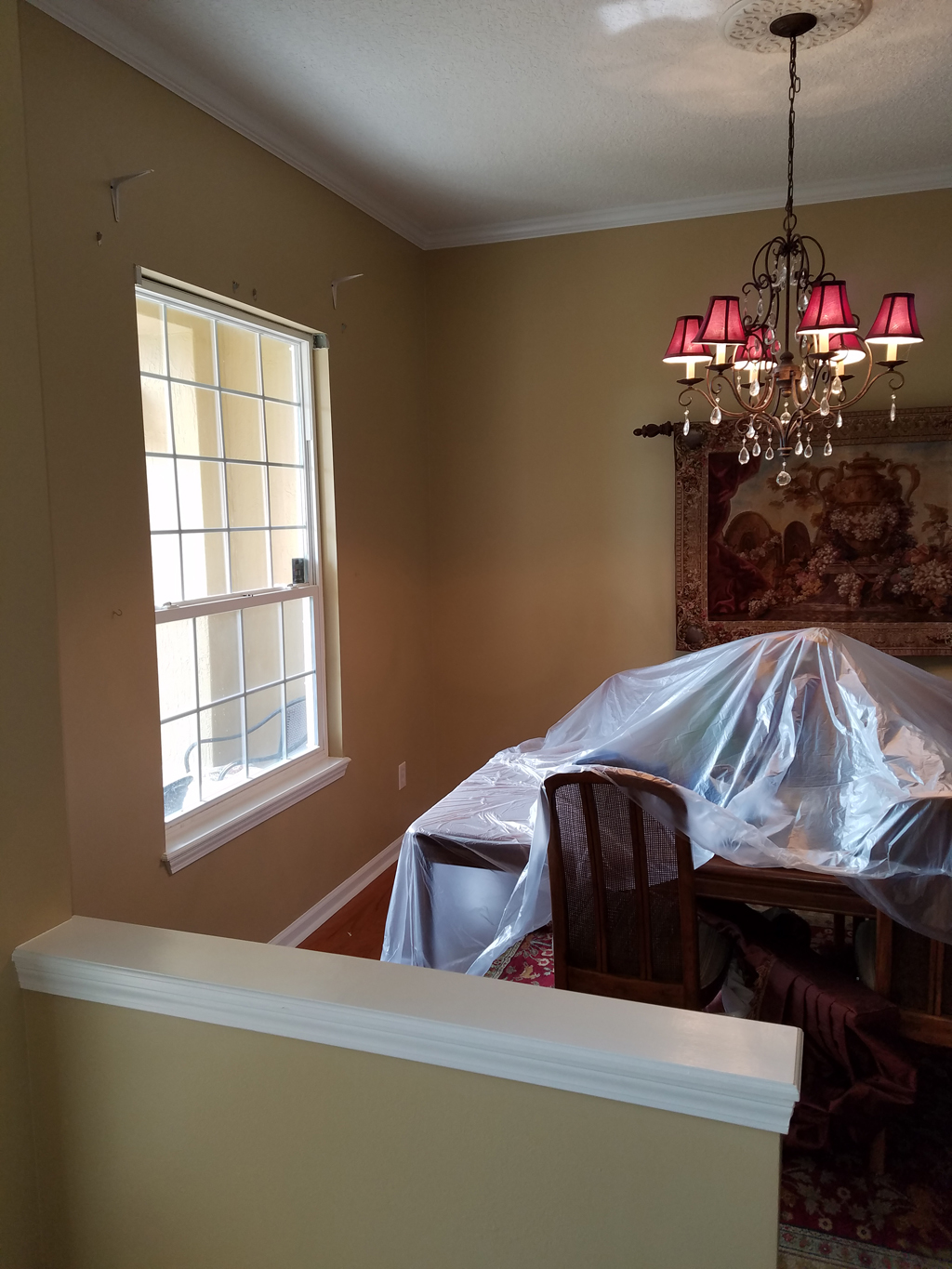 Home interior painting project off of hodges blvd - Interior painting jacksonville fl ...