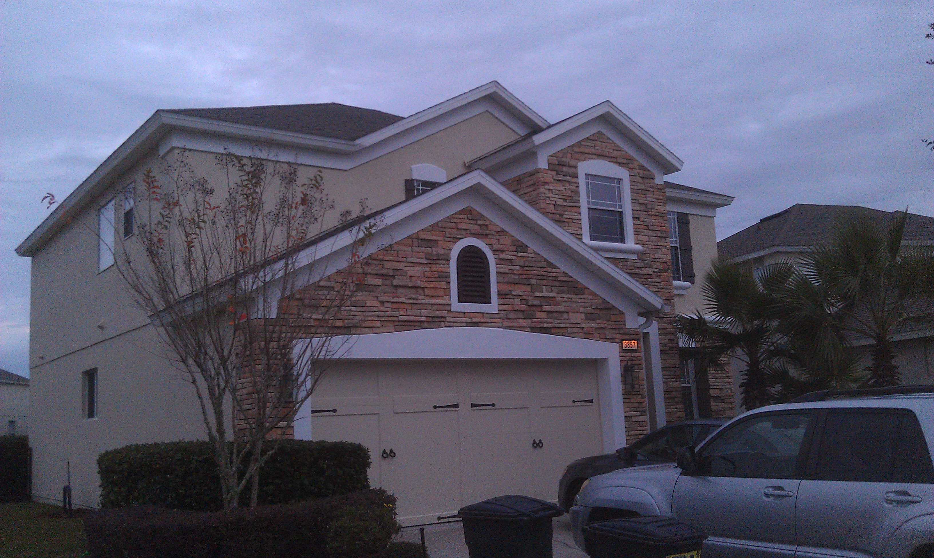 Exterior painting contractor for jacksonville home projects for Exterior house painting jacksonville fl