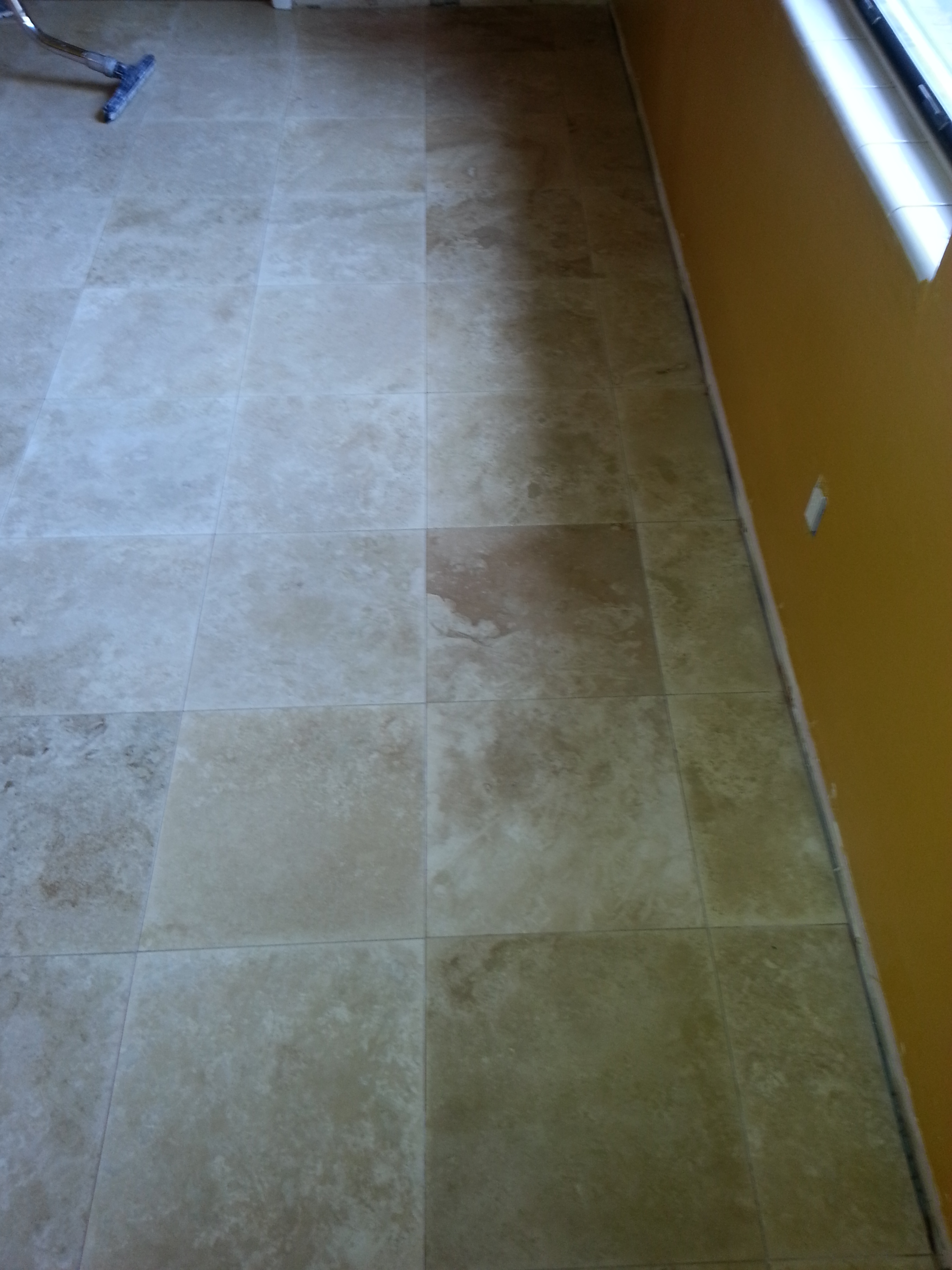 Travertine floor tile installer in jackonsonville travertine floor tile installer in jackonsonville completes floor install dailygadgetfo Gallery