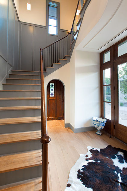 Stairway Flooring - Wood Flooring contractor in Jacksonville